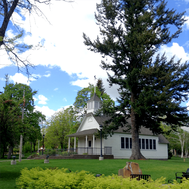 EWU School House