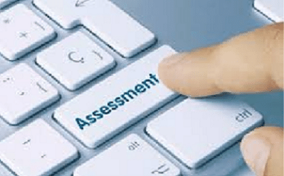 Assessment Keyboard Image
