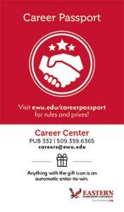 Career Passport Red Card