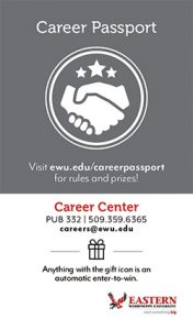 Career Passport Gray Card
