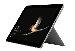 Microsoft Office Surface Go sponsored by Stauffer and Associates