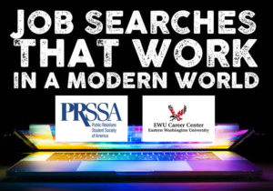 Job Searches that Work in a Modern World