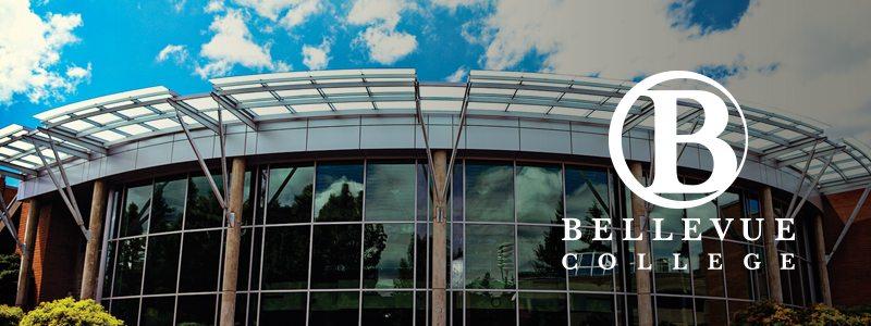 Bellevue College building photo