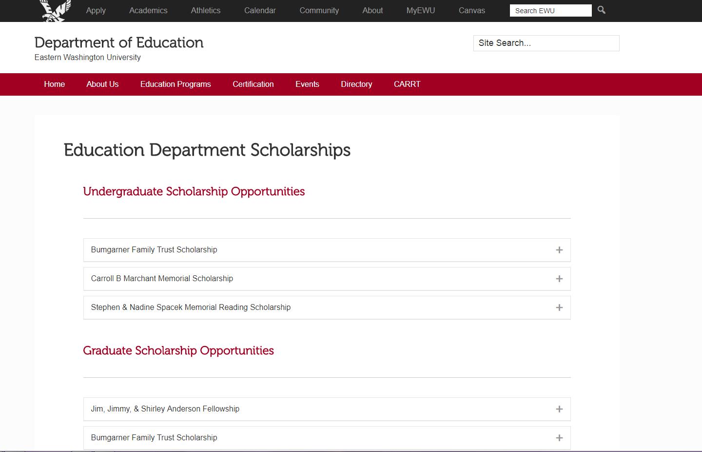 Scholarships Snip