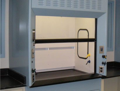 example of a chemical fume hood