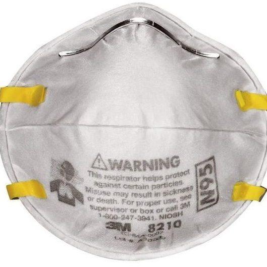 3M N95 dust mask