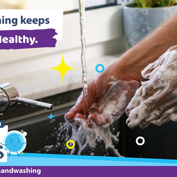 Handwashing Keeps You Healthy