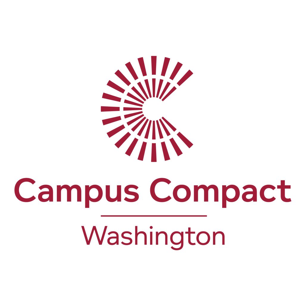 Logo for Campus Compact Washington