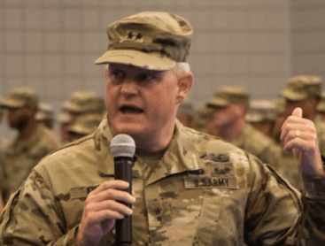 Commanding General of US Army Cadet Command Announces