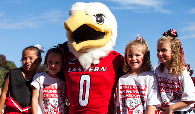 Child Services at EWU