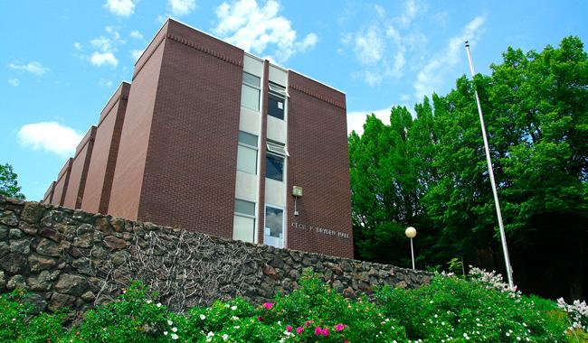 EWU Dryden Hall