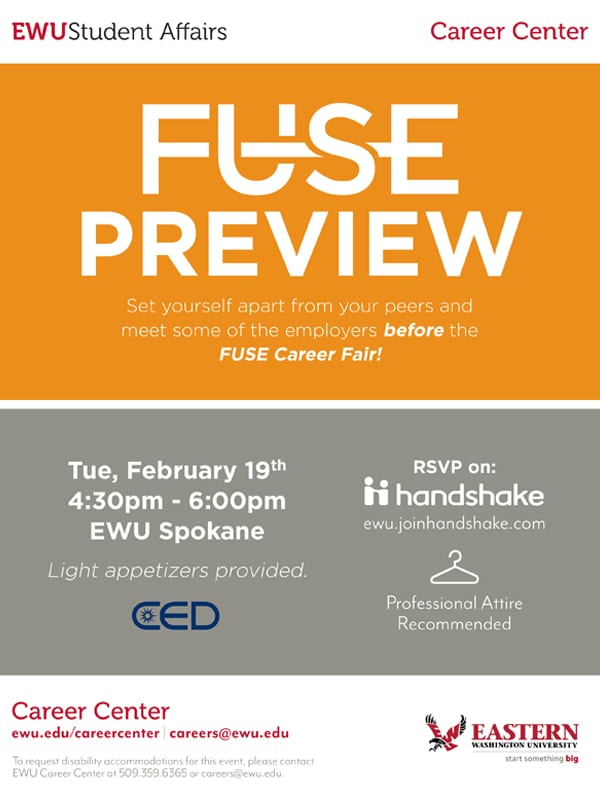 FUSE Preview Event