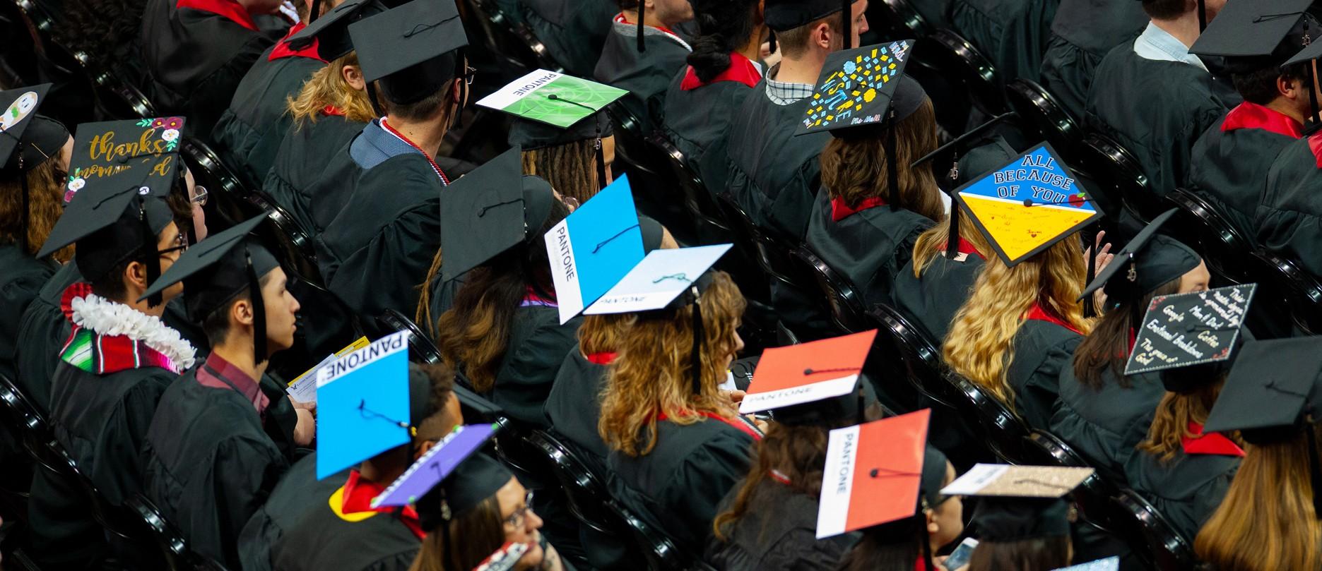 2019 Graduation Caps